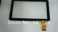 Free Shipping of 10.1 inch Capacitive Screen Tablet PC Touchscreen for Woxter QX 100.   10.1 INCH, 300-L3709J-A00
