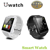 Bluetooth Smart Watch WristWatch U8 U Watch for iPhone 4/4S/5/5S Samsung S4/Note 2/Note 3 HTC Android Phone Smartphones