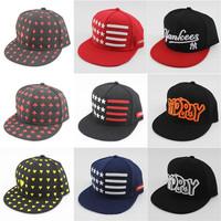 Spring and summer badboy hip-hop hiphop cap bigbang heart baseball cap flat hat