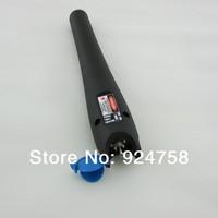 Optic Fiber Visual Fault Locator Red Light Source BML-206-10 10mW 10KM free shipping