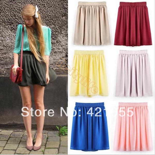 купить Женская юбка Jingyue 11 colros XZS140370 недорого