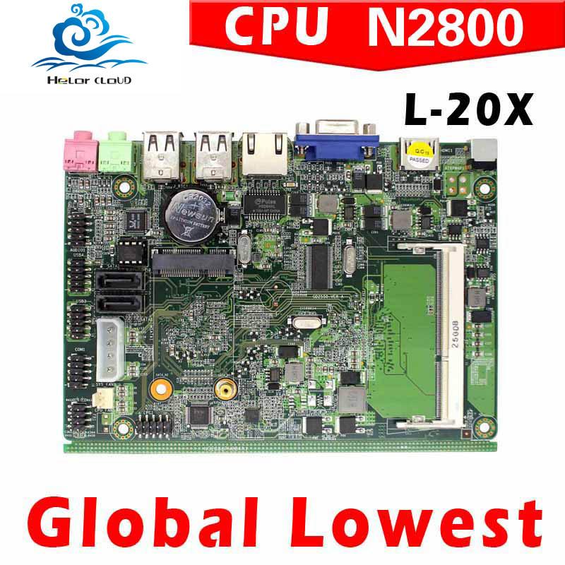 hot selling!!motherboard desktop N2800 motherboard atom intel motherboard desktop(China (Mainland))