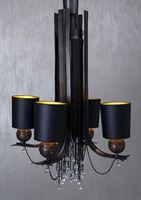 Vintage lron chandelier