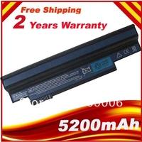 5200mAh battery For Acer Aspire One 532h UM09H36 UM09C31 UM09H56 UM09H70 UM09H73 UM09H75 UM09G31 UM09G41 UM09G51 UM09H31 UM09H41