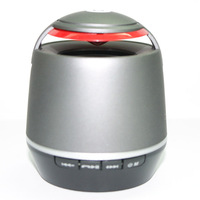 On sale Portable bluetooth HI-FI speakers,Wireless Bluetooth Speaker with TF Card Reader  handfree profile for Phone  PC