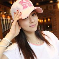 Hat female sunscreen sun hat cap baseball cap summer male sun-shading hiphop cap
