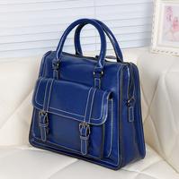 100% Genuine Leather bags women leather handbags designers fashion high quality Vintage Handbag tote shoulder Bags ladies 2015