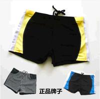 2014 New Shorts Men Beach Swimwear Sports Short High quality Low Waist Pocket Swimming Trunks M/L/XL/XXL Plus size 6 colors!!!