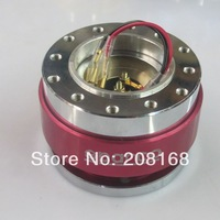 New design Universal Steering wheel  Hubs ,Red ,Lenkrad,volante,