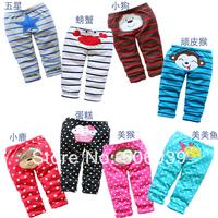 baby pants baby leggings multicolor pants animal style pants