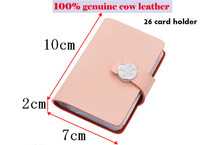 2014 New Arrival Seconds Kill Hasp Unisex Solid Card Holder for Male Name Package Id Credit Holders Bags Business Free Shipping
