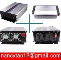 Wholesale 2500W Professional Pure Sine Wave Power Inverter, Solar Inverter Input DC24V output 220V