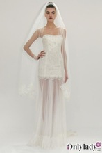 wedding dress pattern promotion