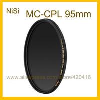 95mm Circular Polarizer Polarising Lens Filter Ultra Slim Multi-Coated PRO MC CPL for Canon Nikon Fujifilm Pentax Panasonic