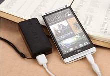 1pc 5600mAh universal USB External Backup Battery Power Bank for iPhone iPod Samsung HTC + Micro usb cable