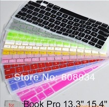 "50000pieces /lot New arrive Stylish Silicone Keyboard Case Skin Protective Film for Apple 13.3"" 15""17"" Macbook(China (Mainland))"