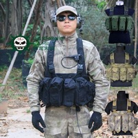 Tactical Assault Chest Vest for Seven color