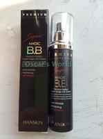 New arrival hanskin classic clarinet bb 50ml moisturizing concealer oil