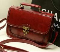 Fashion vintage 2014 female bag casual handbag messenger bag