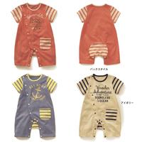 Summer baby romper infant romper  childrens clothing stripe wholesale baby boy wear jumpsuit