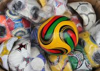 Football 5 football adult football gas needle mesh bag