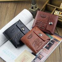 Free shipping  Hot sale Men's wallet  Money  purse  Card Case Bifold  wallet