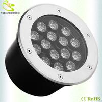 15w led underground light ip67 sealing glue Waterproof led deck light 1500lm AC85-265V led buried lights led inground light