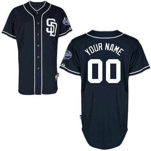 New-2014-MLB-Men-s-Customize-San-Diego-Padres-custom-baseball-jerseys