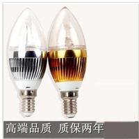Energy saving bulb bubble tip small e14 screw-mount 3w