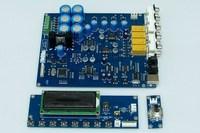 Free shipping,  PCM2704 + CS8416 + CS4398 + M62420 full remote front panel level
