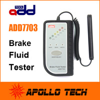 New Released High-quality Portable Brake Fluid Tester ADD7703 Auto Related Toolkit Brake Fluids Quickly Checker Free Shipping
