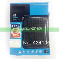 "100% real TB External Hard Drives hd portable Mobile hard disk USB 3.0 1TB 2.5"" External Drive HDD Free Shipping"