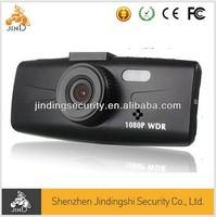 "China Supply 2.7"" TFT Car DVR camera, 1080P, WDR, Motion Detection, Nightvision camera Car, freeshipping"