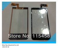 20PCS/LOT Free Shipping 100% Original New Touch Screen For HTC Desire 300 Zara Mini Digitizer Touch Panel Front Panel