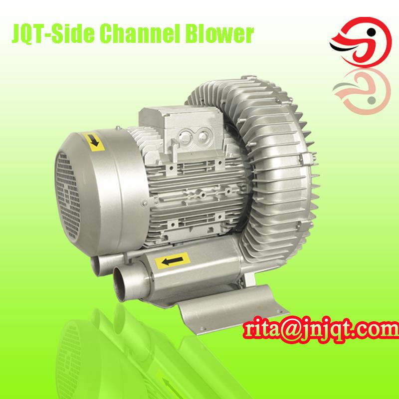CE certificate JQT-1500-C oil free side channel vacuum pump regenerative blower(China (Mainland))