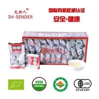 Organic tea the first grade tie guan yin fragrance type oolong tea qt960 big pvc