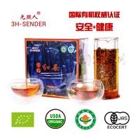 Organic tea tie guan yin tea the first grade organic black tea small pvc ht2980