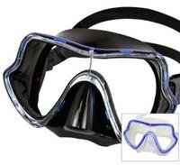 Original Aquatec Essential MK 600 diving mask for free diving scuba diving swimming snorkeling made in Taiwan