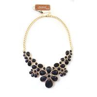 fashion accessories sumni quality fresh drop petal necklace