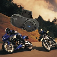 800M BT interphone Bluetooth Motorbike Motorcycle helmet intercom Headset For Motorcyclist and Skiers