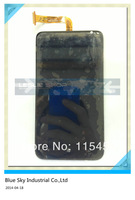 10pcs/lot LCD Screen Display with Touch Screen Digitizer Assembly for HTC Titan X310e by DHL EMS