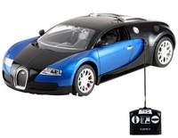 Free shipping + Electronic 2014 New Remote Control Toys MZ 2032 Authorized 1:14 Rechargeable Bugatti Veyron RC Luxury Racing Car