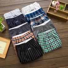 Jockey 100% cotton male aro pants woven lounge pants boxer panties 0.066kg(China (Mainland))