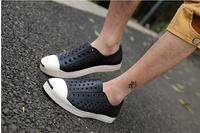 brand men shoes clogs sandals men sandals  Sandals Hole slippers,flip flop beach Wholesale/Retail KL266