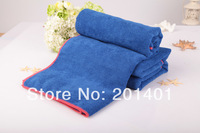 Wholesale Free Shipping New Plush Microfiber Car Care Towel ,Auto Cleaning Cloths,Kitchen Towel ,Magic Towel 5pcs/lot
