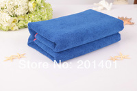 Free Shipping 60x90cm 2014 Brand New Car Auto Care Microfiber Cleaning Towel Washing Cloths Car Cleaning Towel 10pcs/lot