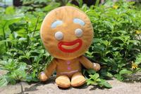 Free Shipping Genuine European and American people cartoon doll toy Shrek cookies bigheadz plush toys