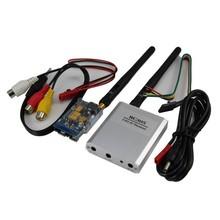 Boscam FPV 5 8Ghz 200mw Wireless Audio Video 5 8G transmitter receiver 2Km TS351 RC305 RC