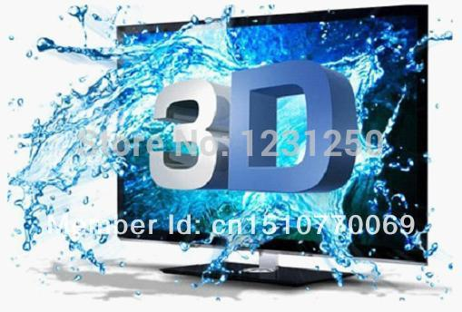 fashion 50 inch led 3D tv with free glasses television lcd led tv(China (Mainland))