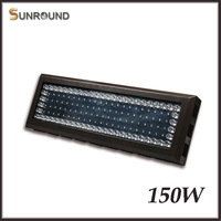 Super Quality 150w Large Led Aquarium Light Metal Case Fast Shipping Led Lighting for Fish Coral Growth Drop Shipping